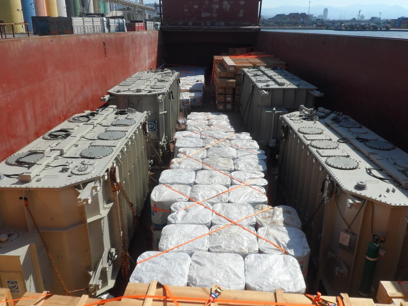 «Фэйр Винд» доставил груз из Турции в Казахстан